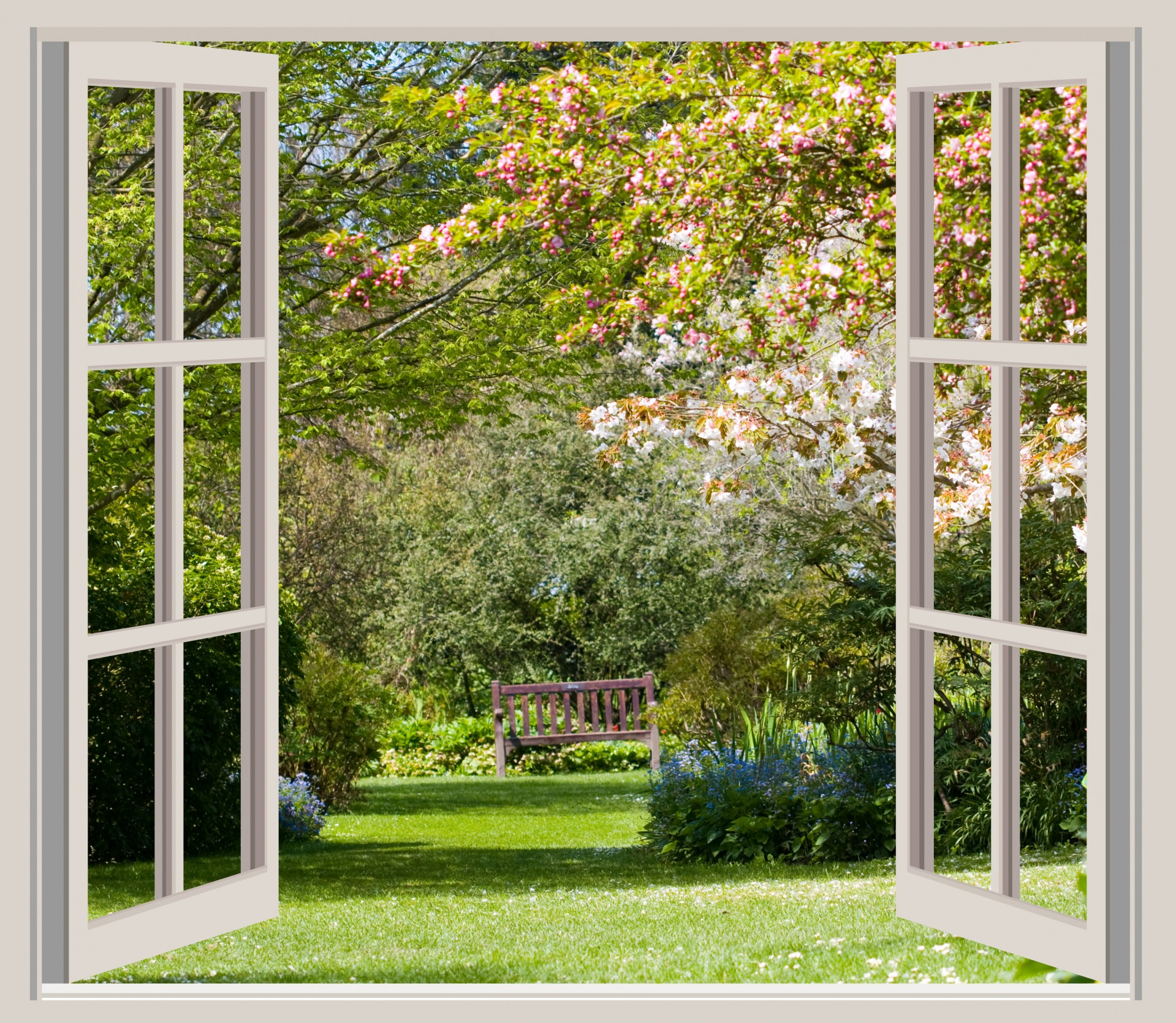 öka värdet bostad trädgård