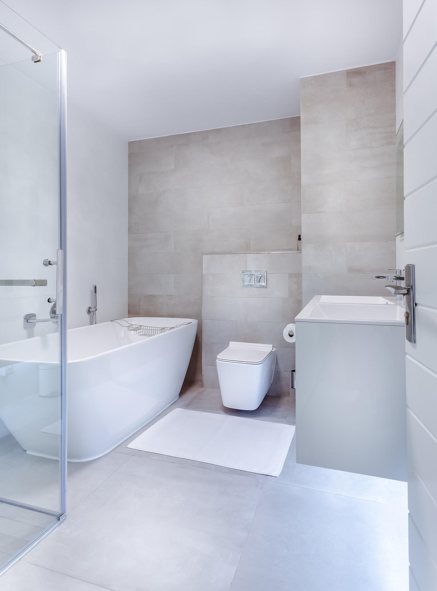 öka värdet bostad renovera badrum