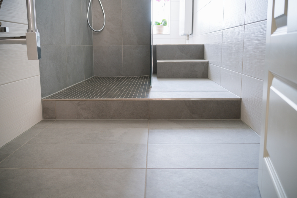 renovera badrummet_klinkergolv