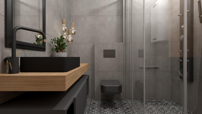 vikbara duschväggar