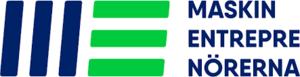 Maskinentreprenörerna – logo