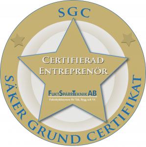 Säker Grund – logo